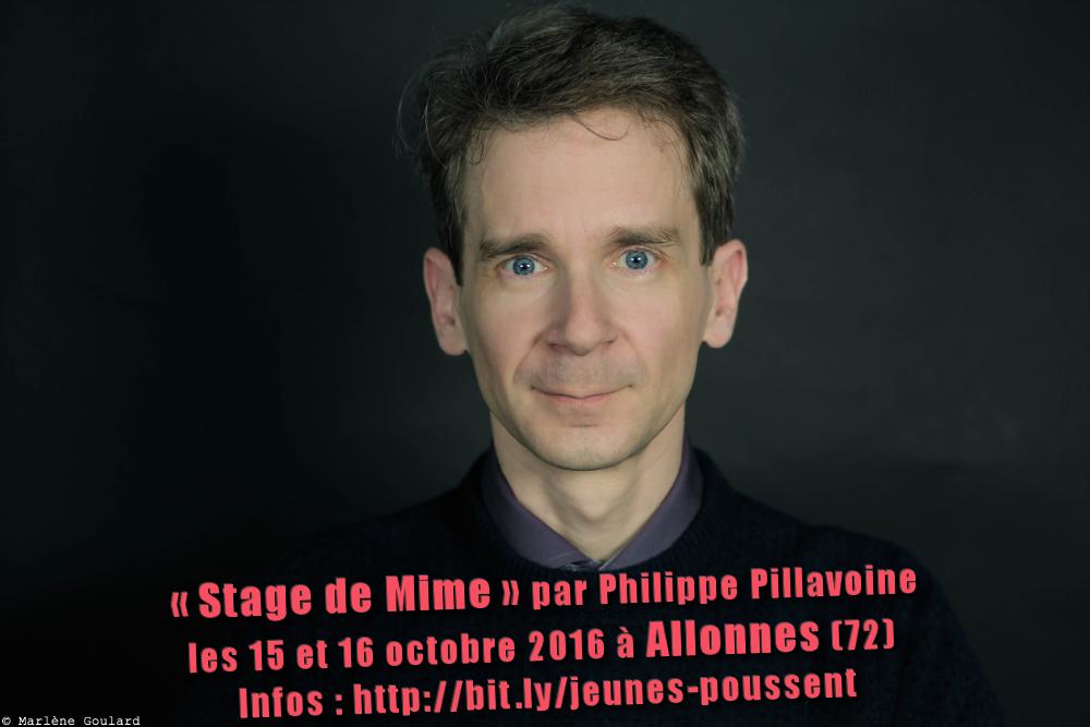 «Stage de Mime» à Allonnes (72)