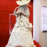 Statue vivante - Living statue - 生きた彫刻