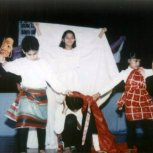 Dhaka Pantomime Children Mime Troupe of  Bangladesh.