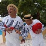Pat et Fred à Monaco