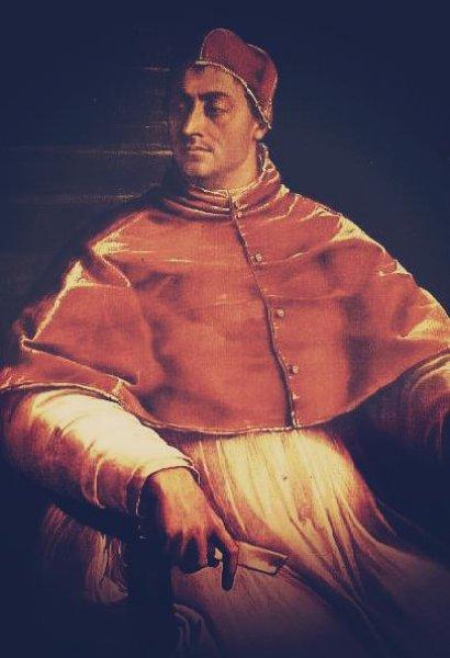 Le Pape Clément VII par Sebastiano del Piombo