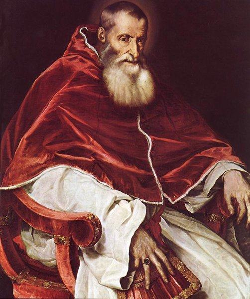 Le Pape Paul III