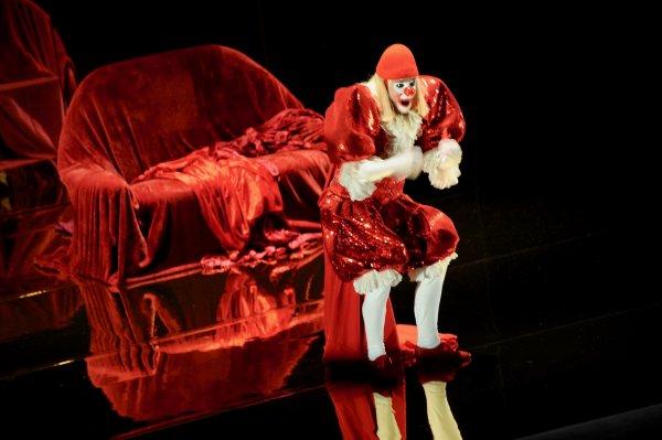 Le clown Laurent