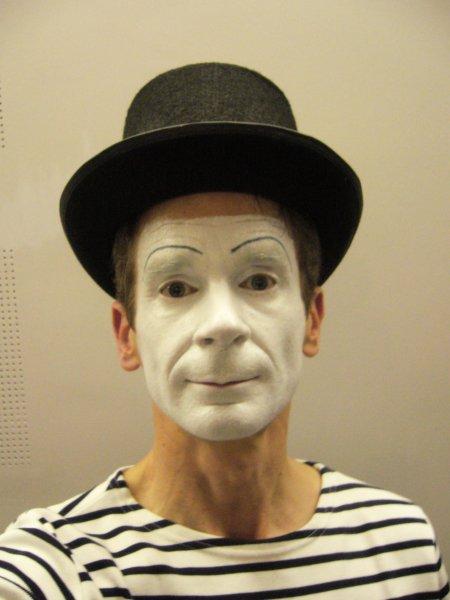 «Mime à la Carte» | Nantes (44)
