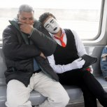 Mime in Egypt