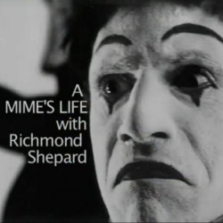 A mime's life