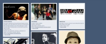 Newsletter #049 publicated by SilenceCommunity.com, the community website dedicated to the art of mime